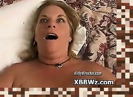 mature bbw anal toying